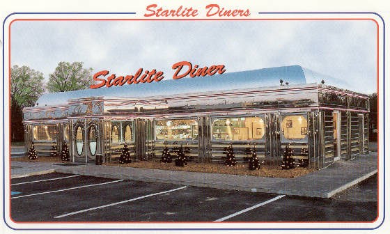 Starlite The Nations Premier Retro Diner